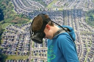 Virtual Reality at FIS